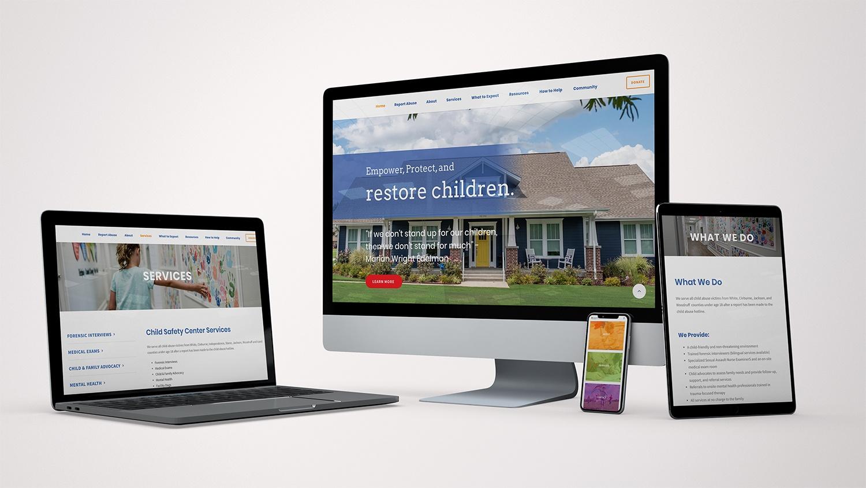 Child Safety Center Website