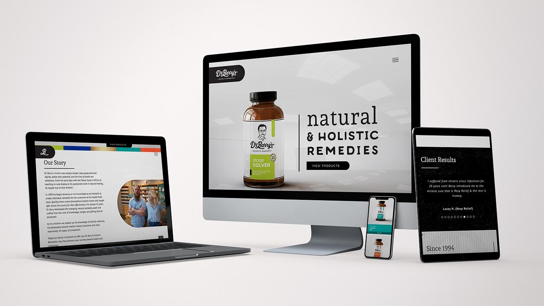 Dr. Barry's Website