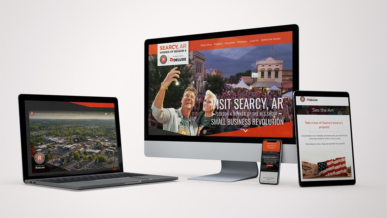 Go Searcy Website