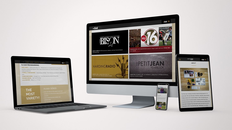 HU Link Website