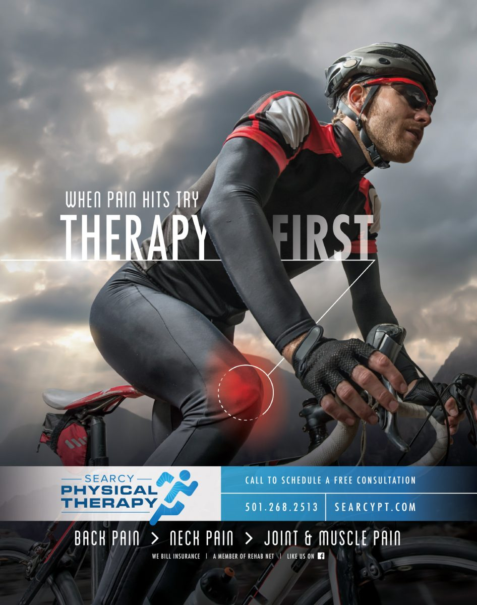Searcy Physical Therapy Flyer