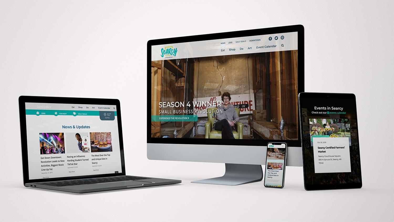 Searcy.com Website