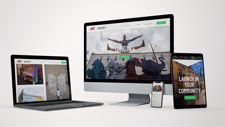ThinkArt Website