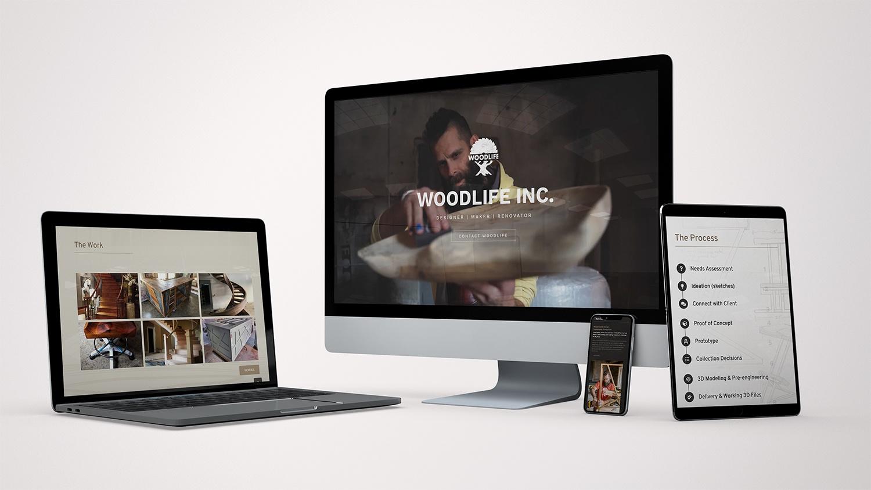 WoodLife Website