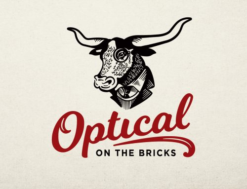 Optical On The Bricks Logo