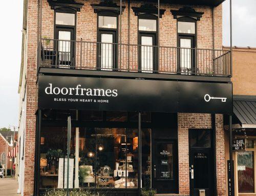 Doorframes Signage